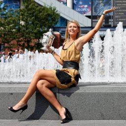 Tennis star Maria Sharapova (Picture 2)