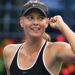 Tennis star Maria Sharapova (Picture 5)