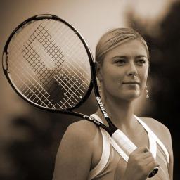 Tennis star Maria Sharapova (Picture 8)