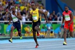 100m world record holder, Usain Bolt (Picture 9)