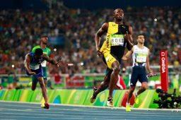 100m world record holder, Usain Bolt (Picture 6)