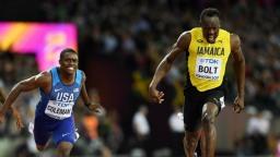 100m world record holder, Usain Bolt (Picture 5)