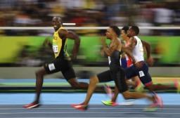 100m world record holder, Usain Bolt (Picture 3)
