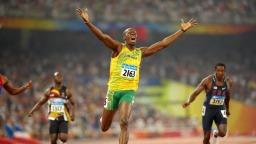 100m world record holder, Usain Bolt (Picture 2)