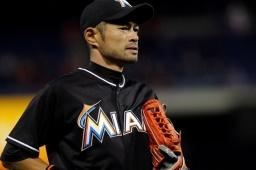 Baseball player Suzuki Ichiro