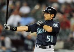 Baseball player Suzuki Ichiro (Picture 6)