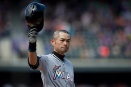 Baseball player Suzuki Ichiro (Picture 9)