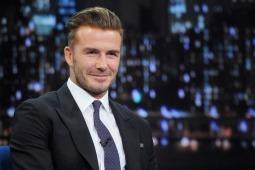 Football player David Beckham (Picture 4)