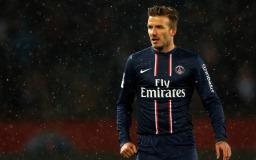 Football player David Beckham (Picture 3)