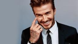 Football player David Beckham (Picture 5)