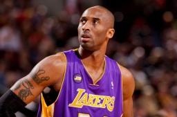 NBA star Kobe Bryant picture