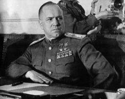 Soviet Marshal Georgi Konstantinovich Zhukov picture