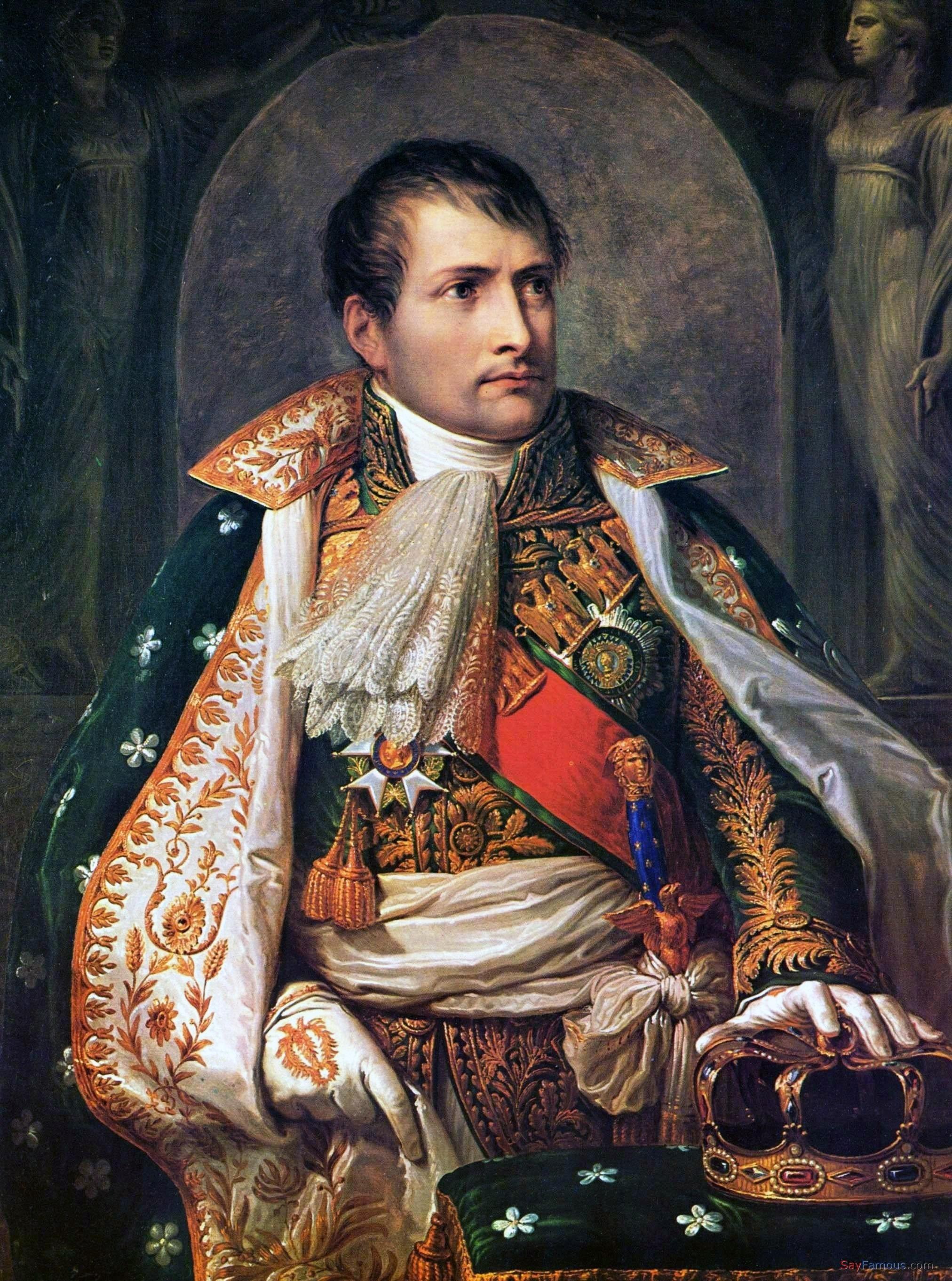 French God Of War Napoleon Bonaparte Hd Desktop Wallpaper 2