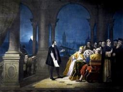 Italian physicist Galileo (Picture 4)
