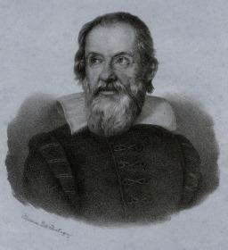 Italian physicist Galileo (Picture 6)