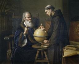 Italian physicist Galileo (Picture 7)