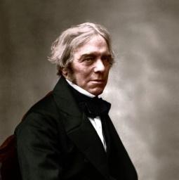 Michael Faraday picture