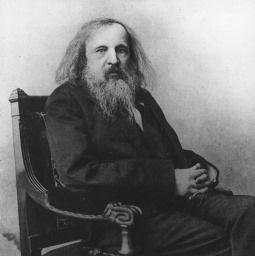 Dmitry Mendeleev picture