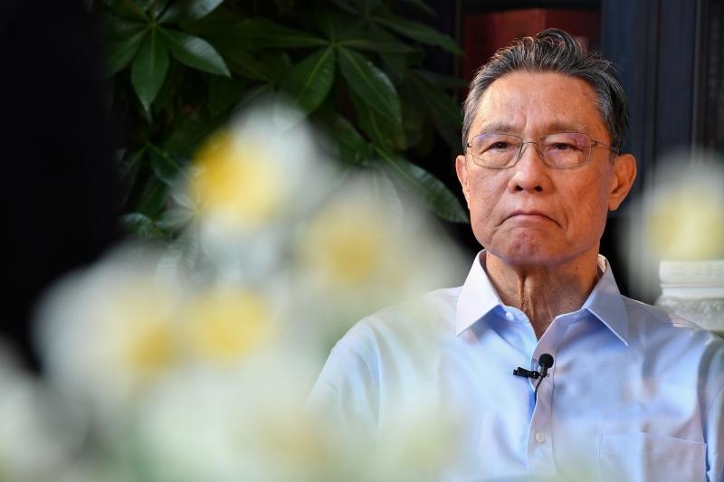 Academician Zhong Nanshan (Picture 1)