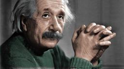 Physicist Albert Einstein picture